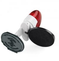 Оснастка для круглой печати 40 мм карманная